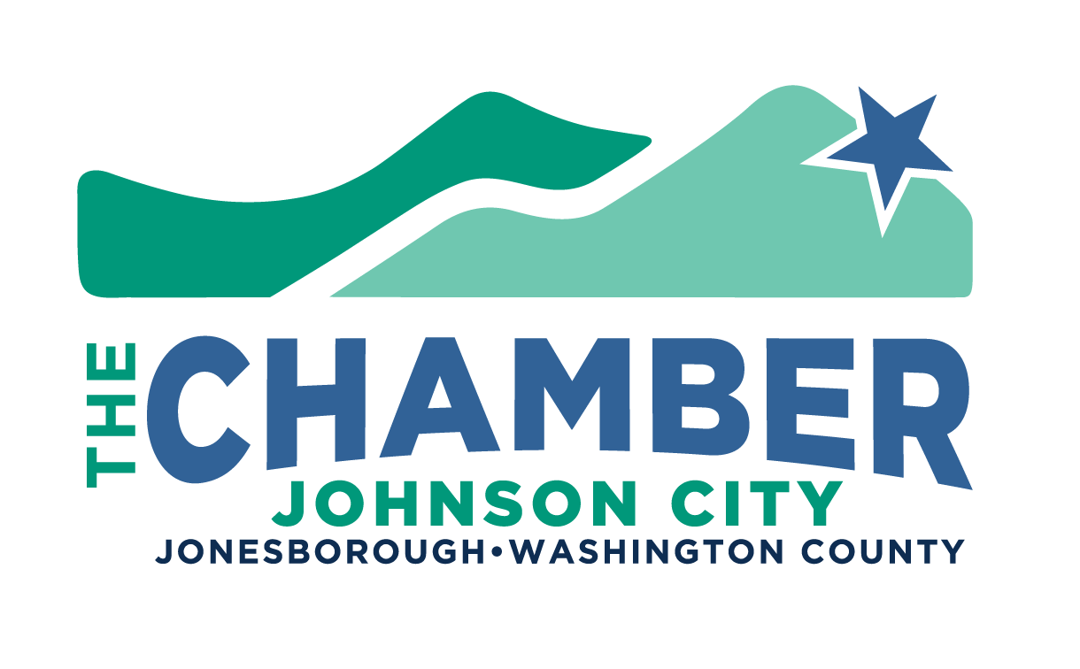 Johnson City Chamber Mobile Logo